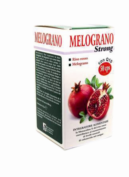 Melograno strong 50 capsule