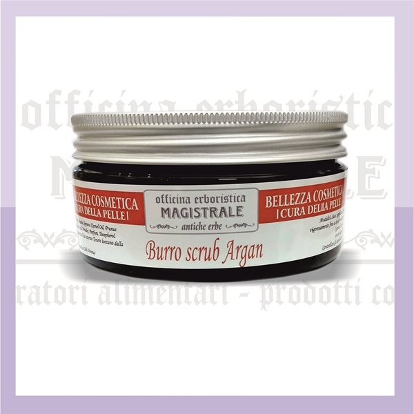 Burro scrub argan- 250 ml