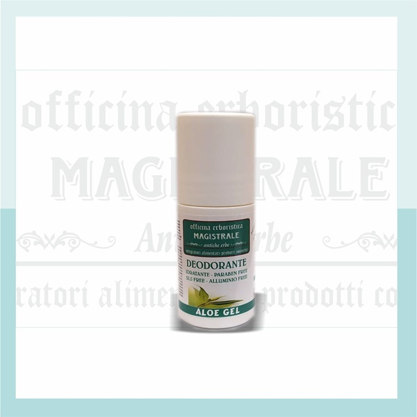 Deodorante roll on Aloe gel- 50 g