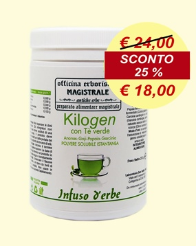 Kilogen tisana solubile   piccola