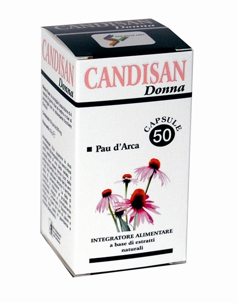 Candisan 50 capsule